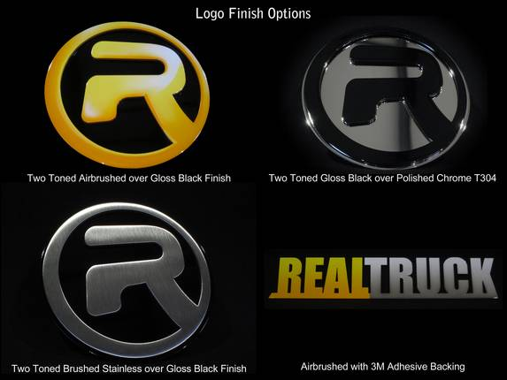 Royalty Core - Real Truck Logo