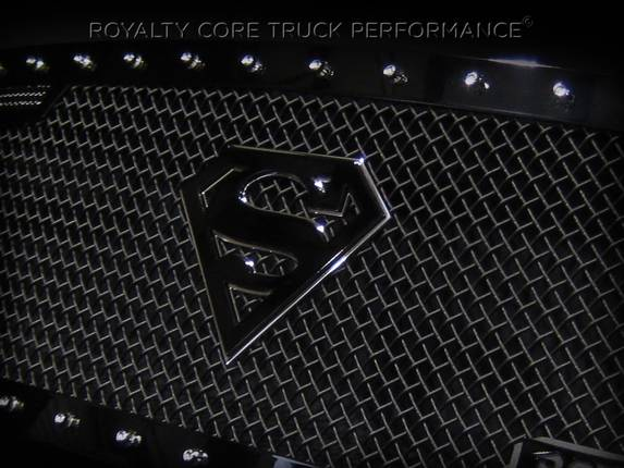 Royalty Core - Superman Logo