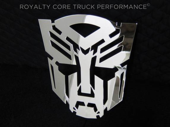 Royalty Core - Transformer Logo