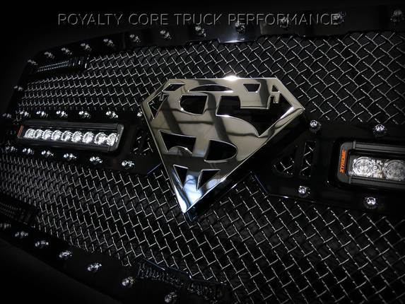 Royalty Core - Ford Super Duty 2011-2015 RC2X Superman Logo