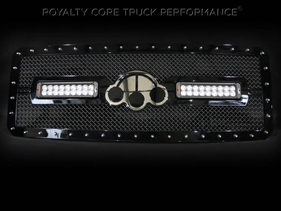 Royalty Core - Ford Super Duty RC2X LED Custom Grille