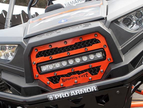 Royalty Core - 2014-2015 Polariz RZR 1000 LED Grille