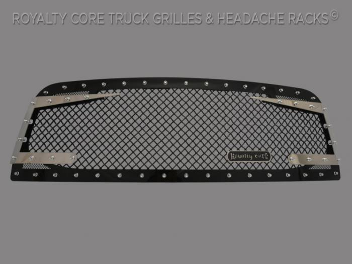 Royalty Core - Dodge Ram 2500/3500/4500 2010-2012 RC3DX Innovative Grille