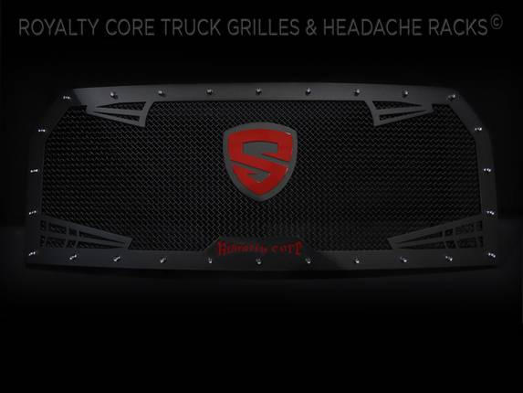 Royalty Core - 2016 Ford F-150 Custom Grille RCRX Style