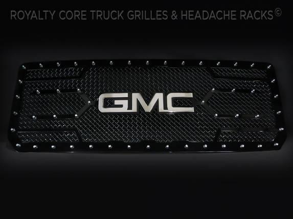 Royalty Core - GMC Sierra HD 2500/3500 2015-2016 Custom w/ GMC Lettering