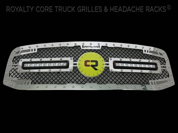 Royalty Core - Ram 25/35/4500 2006-2009-RC2X Chrome with Custom Emblem