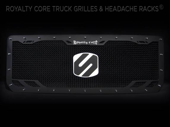 Royalty Core - 2015 GMC Denali 2500 Custom Grille RCRX Style