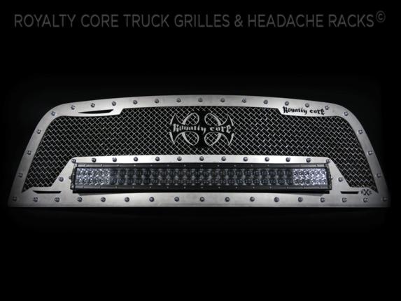 Royalty Core - Custom Raw RC1X With Rigid LED