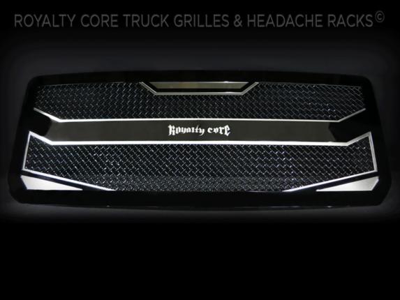 Royalty Core - 2015-2016 GMC Denali HD Custom Grille
