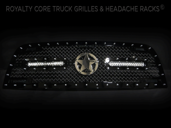 Royalty Core - Dodge Ram 2500/3500 2013-2016 RC2X w/ Custom LED's