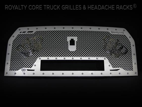 Royalty Core - Ford F-150 2016 RC1X White Color Matched