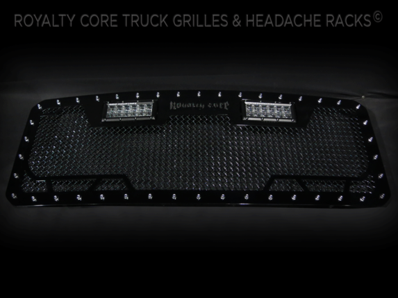 Royalty Core - Ford SuperDuty 2011-2016 Custom LED Grille