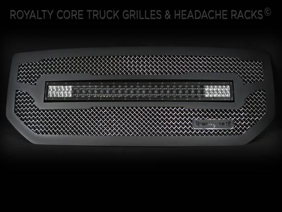 Royalty Core - GMC Sierra 1500 SLT RC1X Satin Black