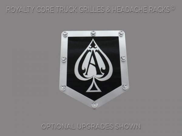 Custom Spade emblem
