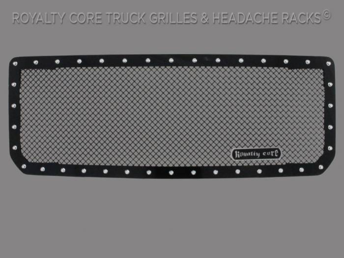 Royalty Core - GMC Sierra HD 2500/3500 2011-2014 RC1 Classic Grille