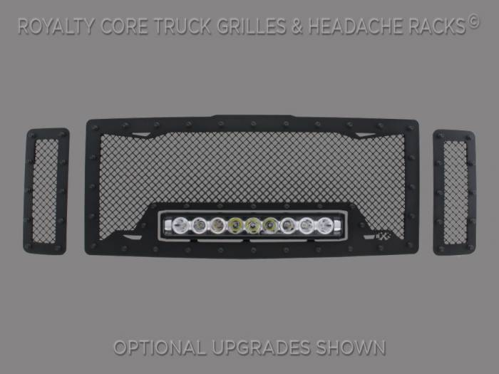 Royalty Core - Ford SuperDuty 2005-2007 RC1X Incredible LED Grille