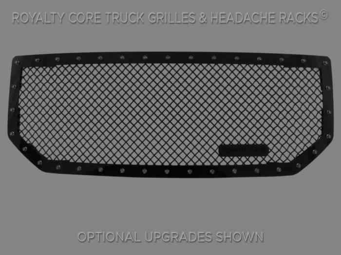 Royalty Core - GMC Sierra 1500, Denali, & All Terrain 2016-2018 RC1 Classic Grille