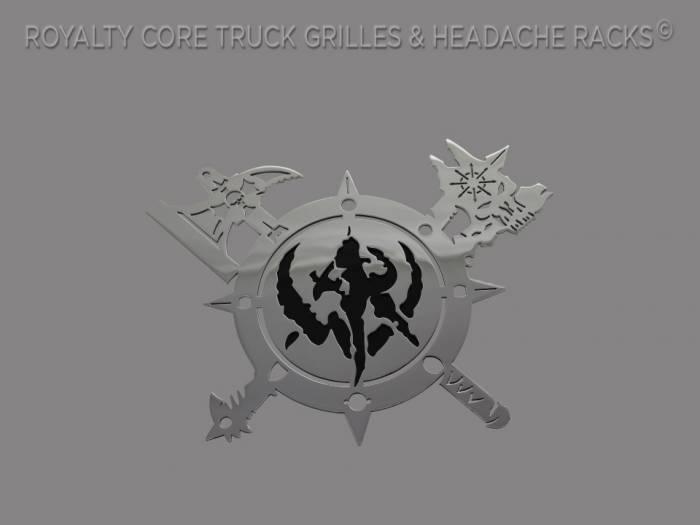 Royalty Core - Battle Shield