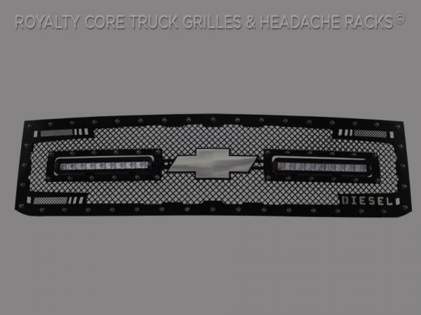 27749 Chevy 2500/3500 2015-2017 RC2X GB 10.0 GB BCRST