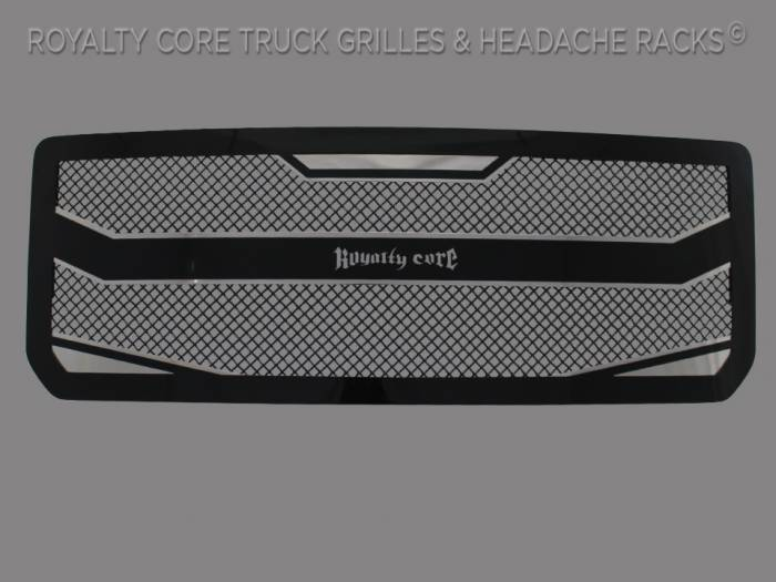 Royalty Core - GMC 2500/3500 HD 2015-2019 RC4 Layered Grille