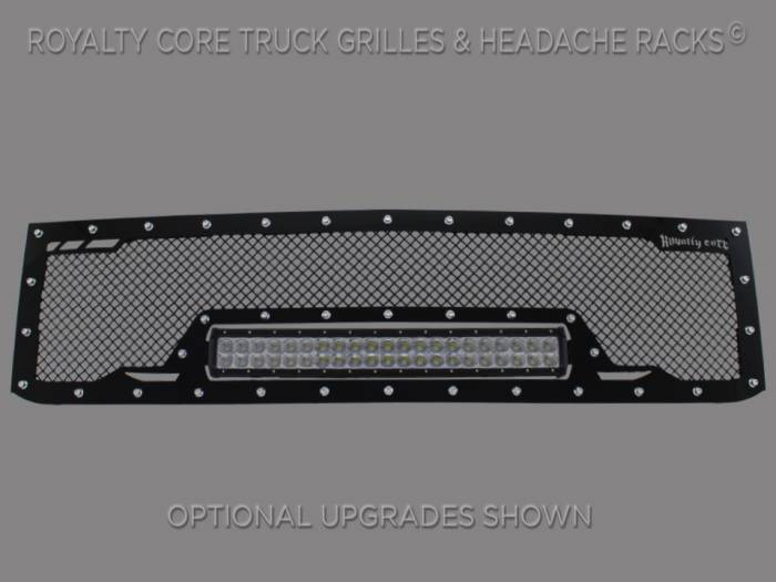 Royalty Core - Chevy 2500/3500 2015-2018 RCRX LED Race Line Grille