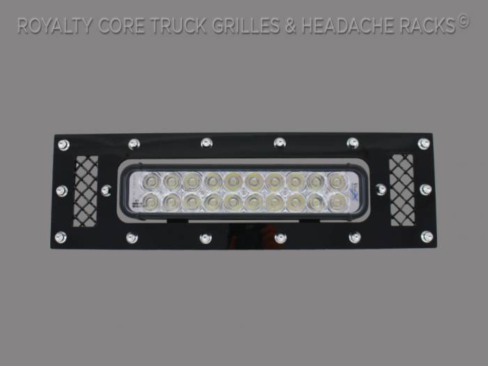 Royalty Core - Ford F-150 2013-2014 LED Bumper Grille