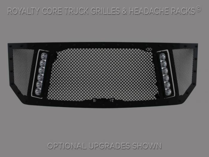 Royalty Core - Chevrolet 1500 2016-2018 RCX Explosive Dual LED Grille