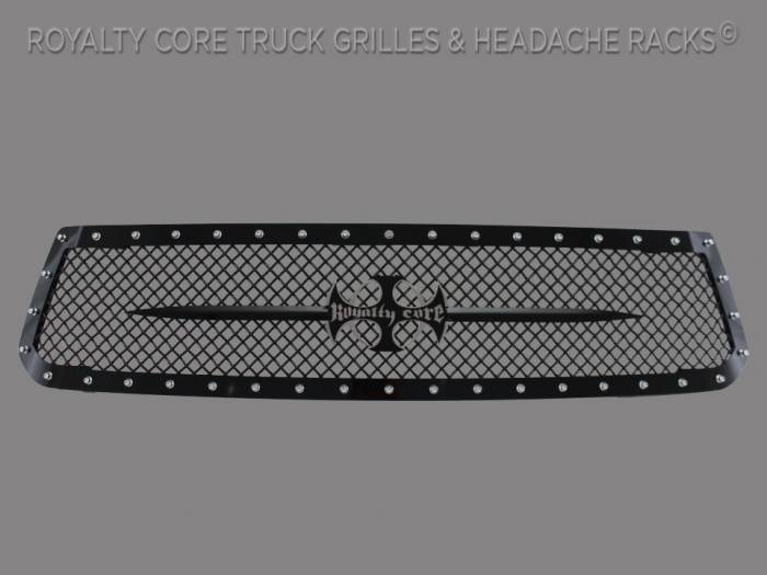 Royalty Core - Toyota Tundra 2014-2017 RC1 Main Grille with Black Sword Assembly