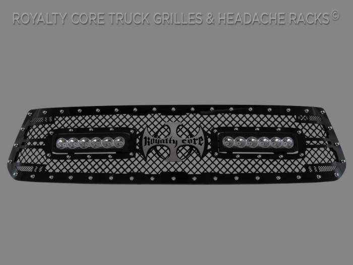 Royalty Core - Toyota Tundra 2014-2020 RC2X X-Treme Dual LED Grille