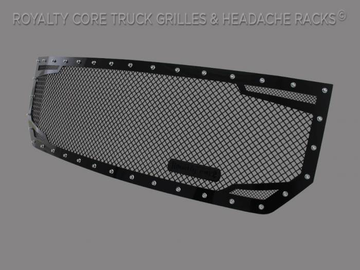 Royalty Core - GMC Sierra 1500, Denali, & All Terrain 2016-2018 RC2 Twin Mesh Grille