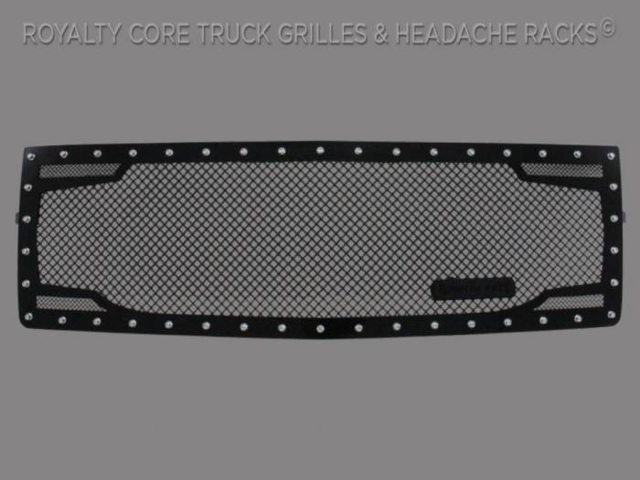 Royalty Core - Chevrolet 1500 Z71 2014-2015 RC2 Twin Mesh Grille
