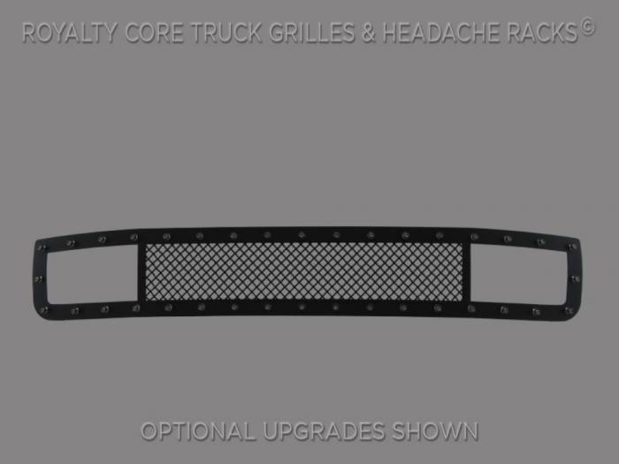 Royalty Core - GMC Denali HD 2500/3500 2011-2014 Lower Bumper Grille