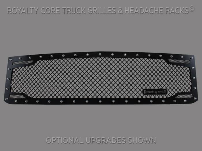 Royalty Core - Chevy 2500/3500 2015-2018 RC2 Twin Mesh Grille