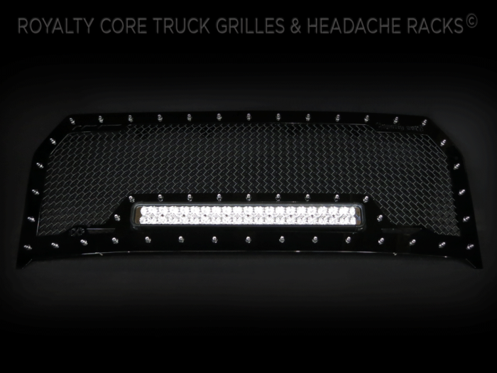 Royalty Core - Ford F-150 2015-2017 RC1X Incredible LED Full Grille Replacement