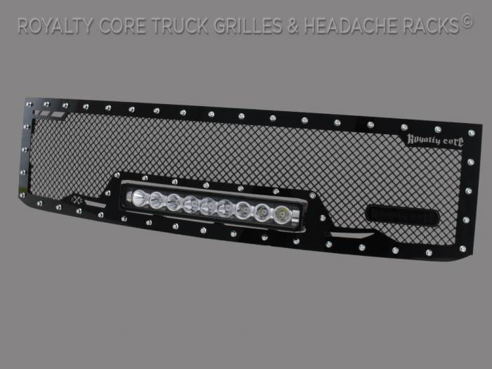 Royalty Core - Chevy 2500/3500 2015-2018 RC1X Incredible LED Grille