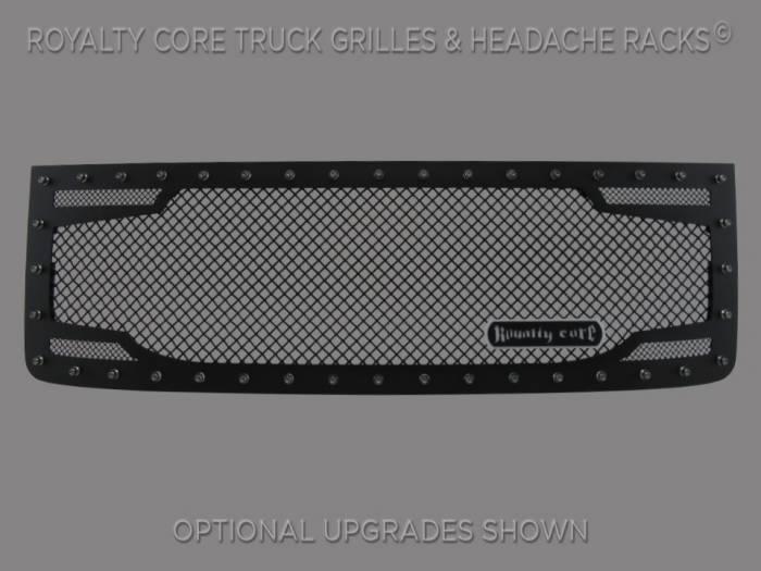 Royalty Core - GMC Denali HD 2500/3500 2011-2014 RC2 Twin Mesh Grille