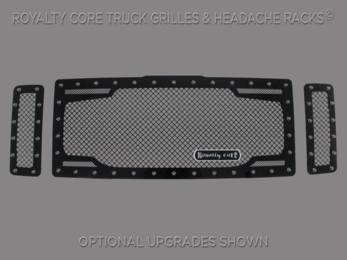 Royalty Core - Ford Super Duty 2008-2010 RC2 Twin Mesh Grille