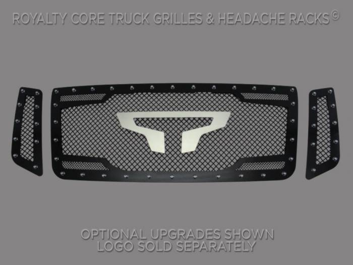 Royalty Core - Nissan Titan 2016-2018 RC2 Twin Mesh Grille