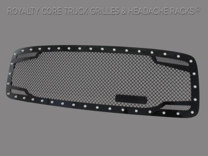 Royalty Core - Dodge Ram 1500 2002-2005 RC2 Twin Mesh Grille