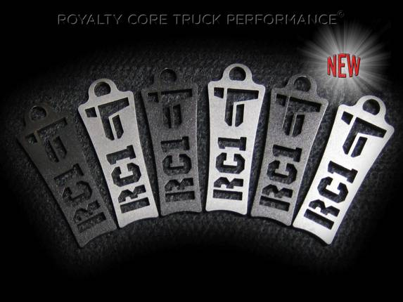 "Royalty Core - RC1 with Titan ""T"" Key Chain"