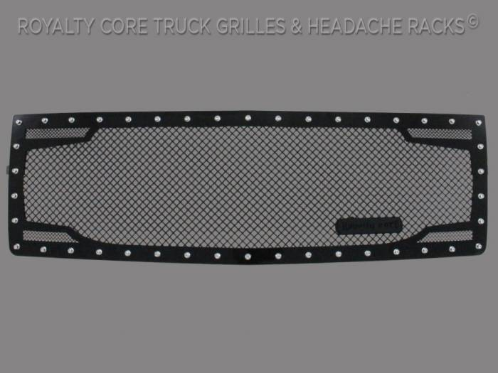 Royalty Core - Chevrolet 1500 2014-2015 RC2 Twin Mesh Grille (NON Z71)