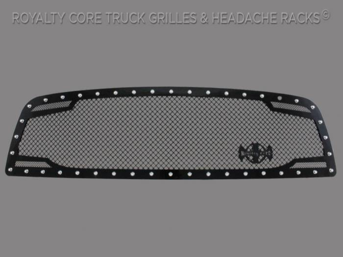Royalty Core - Dodge Ram 1500 2009-2012 RC2 Twin Mesh Grille