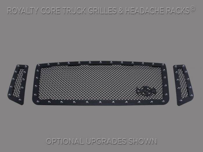 Royalty Core - Nissan Titan 2016-2018 RC1 Classic Grille
