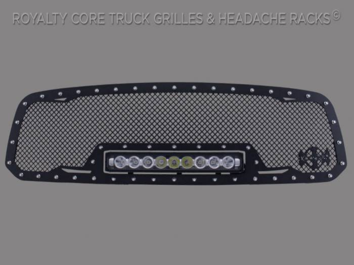 Grandwest - Dodge Ram 1500 2013-2018 RC1X Incredible LED Grille