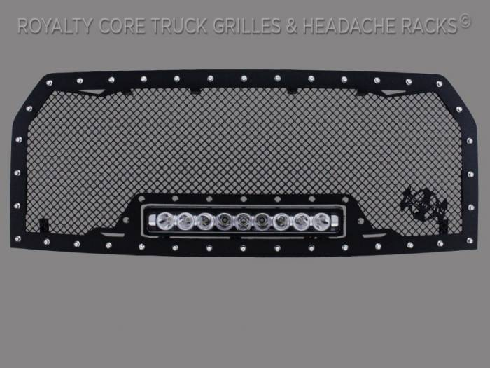Grandwest - Ford F-150 2015-2017 RC1X Incredible LED Full Grille Replacement