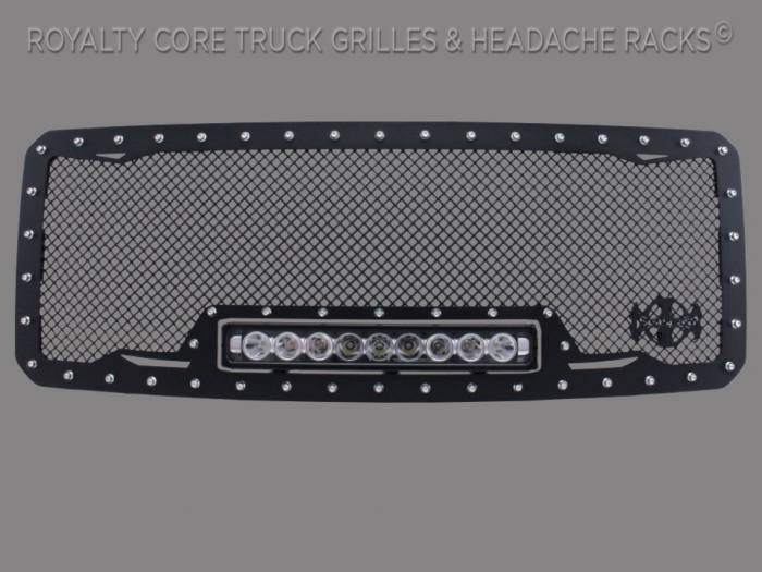 Grandwest - Ford Super Duty 2011-2016 RC1X Incredible LED Grille