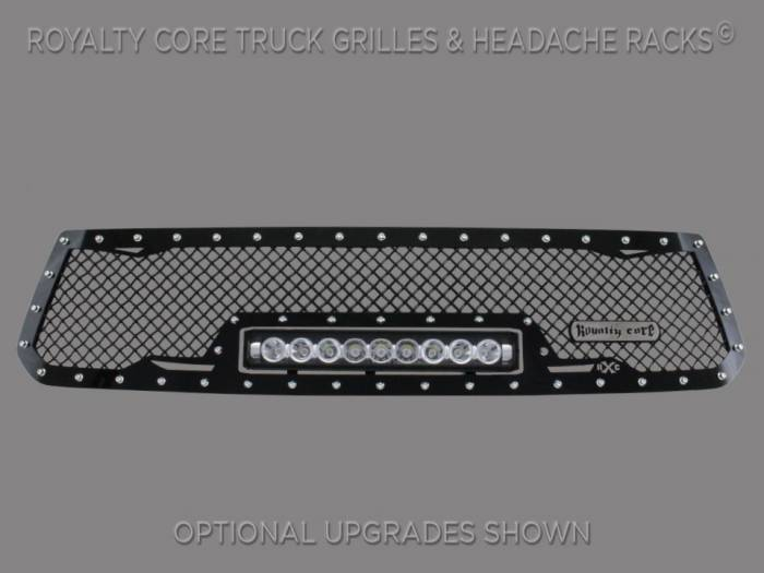 Grandwest - Toyota Tundra 2014-2017ÊRC1X  Incredible LED Grille
