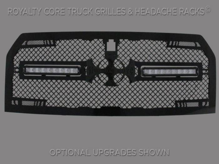 Royalty Core - Ford F-150 2015-2017 RC2X X-Treme Dual LED Full Grille Replacement