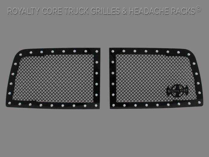 Royalty Core - Dodge Ram 2500/3500/4500 2010-2012 RC1 Classic Grille 2 Piece