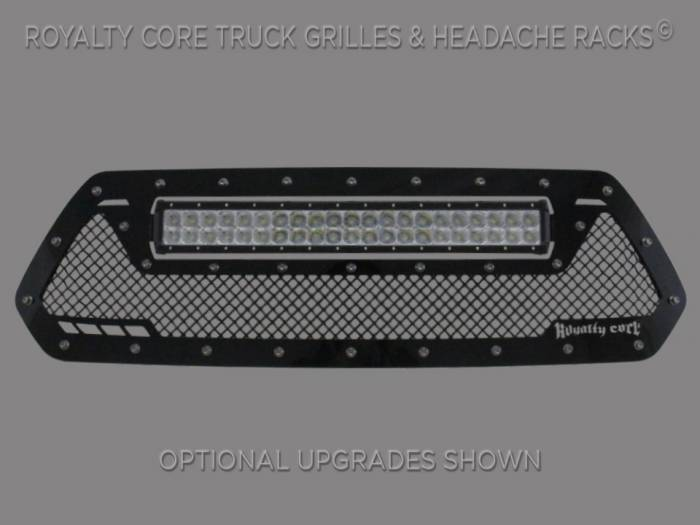 Royalty Core - Toyota Tacoma 2016-2018 RCRX LED Race Line Grille-Top Mount LED